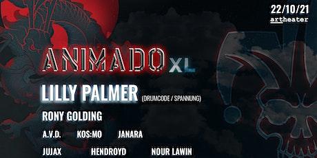 ANIMADO XL mit Lilly Palmer, Rony Golding uvm. Tickets