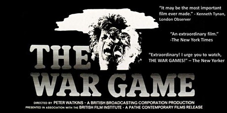 Film & Discussion: The War Game tickets