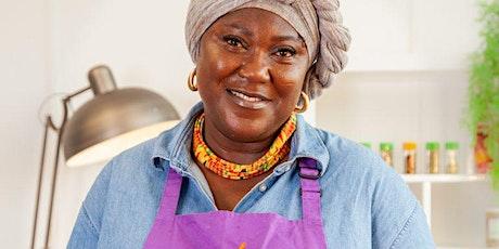 Ghanaian cookery class with Zeenat tickets