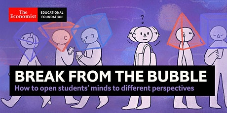 Break from the bubble: how to open students' minds to perspectives tickets