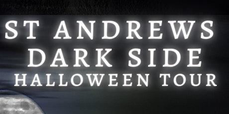 St Andrews: The Dark Side Walking Tour tickets