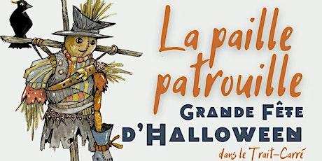 Grande fête de l'Halloween : mission festive dans le Trait-Carré billets