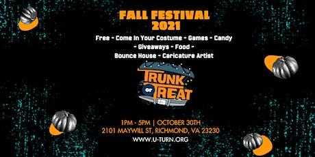 UTurn Fall Festival tickets
