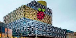 Raspberry Jam - Library of Birmingham