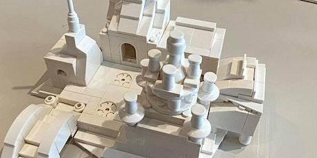 LEGO workshop De Witte Stad Nieuw-Vennep tickets