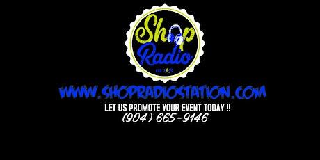 SHOP RADIO PROMO Tickets
