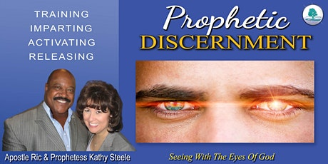 Prophetic Discernment Ministry Training tickets