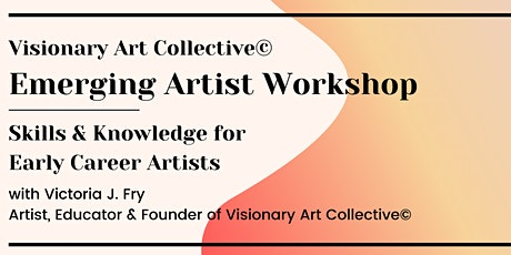 Emerging Artist Workshop 10/16 tickets