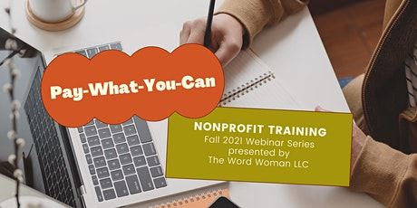 How to Find Grant Opportunities for Your Nonprofit (PWYC WEBINAR) tickets