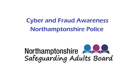 Cyber and Fraud Awareness tickets