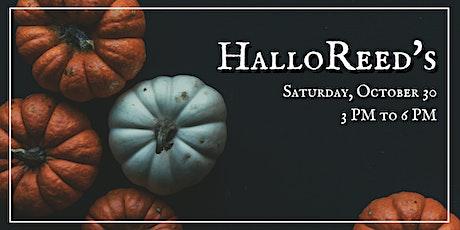 HalloReed's tickets