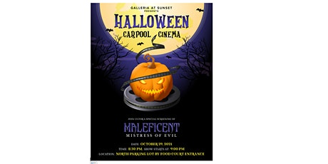 Galleria at Sunset's Halloween, Wheels and Reels! tickets