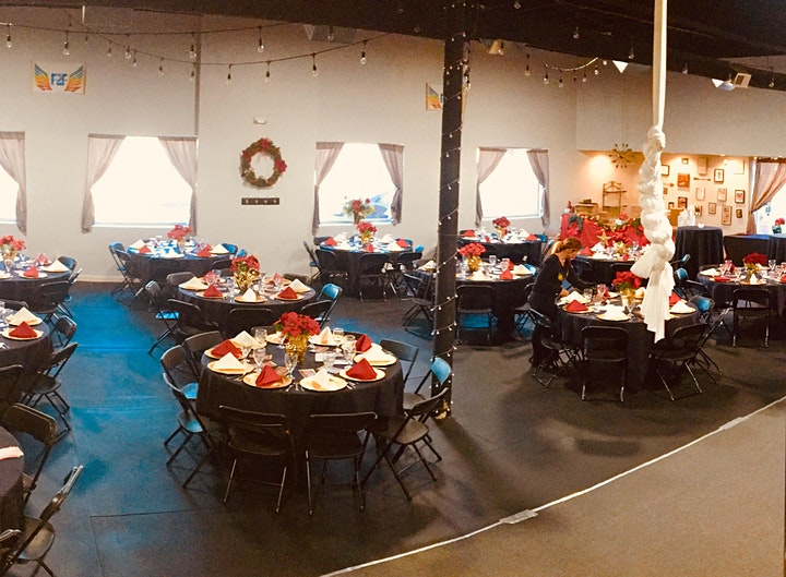 Aerial FIT2FLY Christmas Gala Night 2 image
