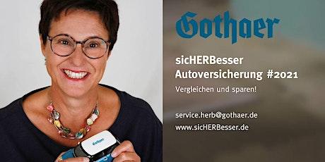sicHERBesser Autoversicherung #2021 mit attraktivem Gewinnspiel Tickets
