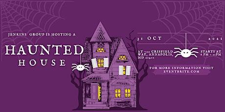 Halloween Haunted House tickets