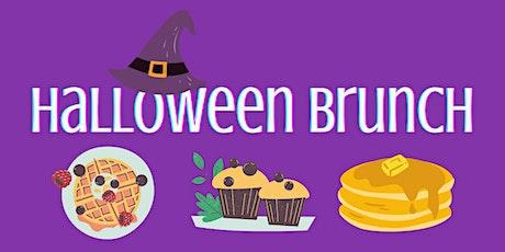 Halloween Brunch tickets