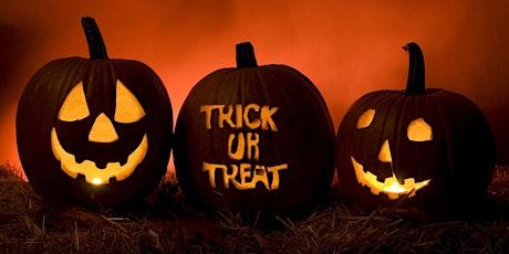 Bingo du 27 octobre 2021 Spécial Halloween billets
