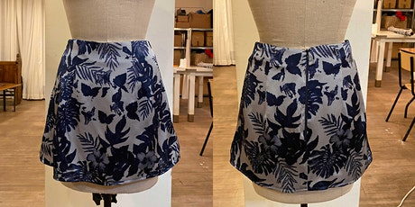 Sew Your Own Mini Skirt Workshop, Ages 12 - 17 tickets