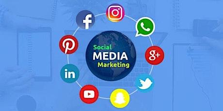 Social Media Marketing Course Free Online (REGISTER FREE) tickets