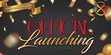 The Official Launching of Tintswalo tickets