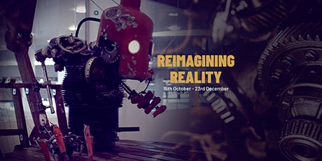 Discovering42 - Reimagining Reality Exhibition tickets