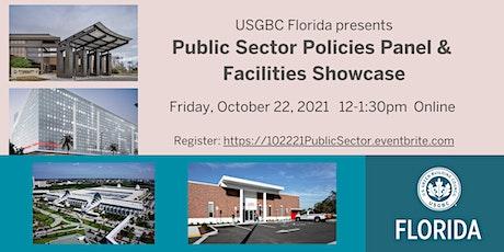 USGBC Florida Presents Public Sector Policies Panel & Facilities Showcase tickets