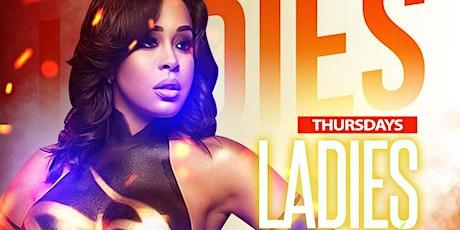 Thursdays Issa Vibe Ladies Night! tickets