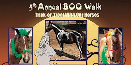 5th Annual Boo Walk tickets