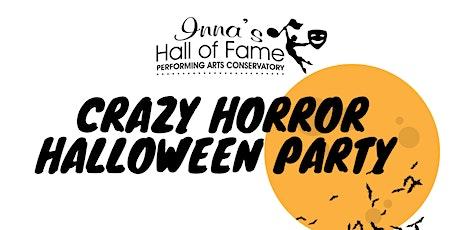 Halloween Crazy Horror Party tickets