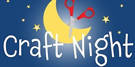 Bloomfield Craft Night - Glitter Ornament tickets