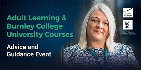 Advice & Guidance Event - Adult Learning and University Courses tickets