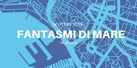 """Mystery Tour """"Fantasmi di Mare"""" (secondo turno) biglietti"""