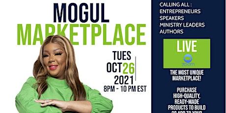 Mogul Marketplace tickets