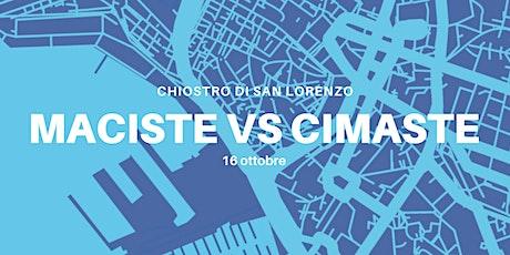 """""""Maciste vs Cimaste"""" di Massimo Minella biglietti"""