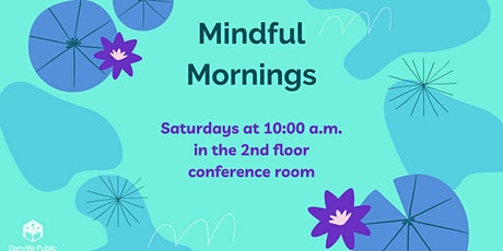 Mindful Mornings tickets