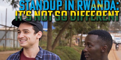 Standup in Rwanda: It's Not So Different Live Event tickets