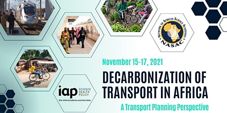 Decarbonization of Transport in Africa tickets