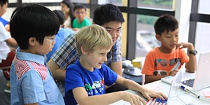 First Code Singapore October Camp (19-23 Oct)