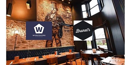 WorkShore at Brunel's - Co-Working Day 19th October 2021 tickets