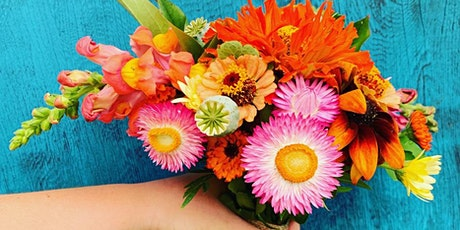 Introduction to flower arranging tickets