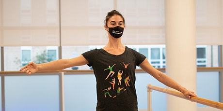 IN-STUDIO Pay What You Can Class: Introduction to Ballet with Alexa Torres tickets