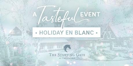 Holiday en Blanc tickets