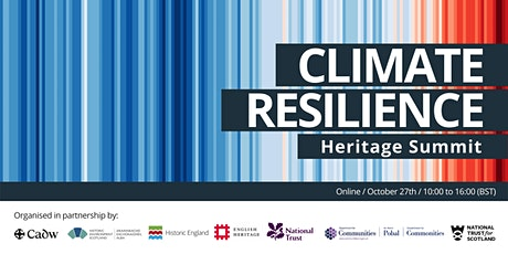 Climate Resilience Heritage Summit tickets