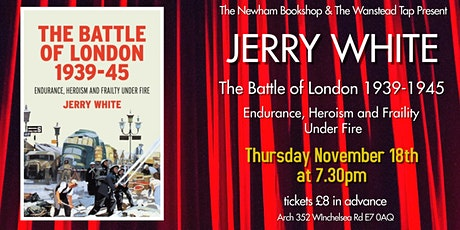 Jerry White  The Battle of London 1939-1945 tickets