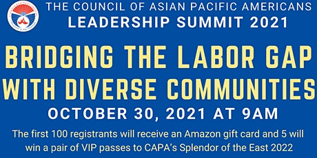 CAPA Leadership Summit 2021 tickets