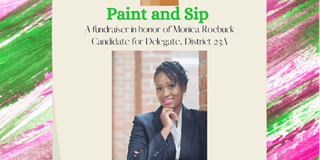 Paint and Sip with Monica tickets