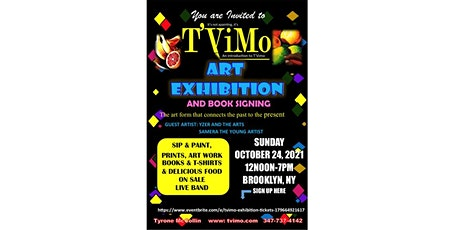 T'Vimo Exhibition tickets