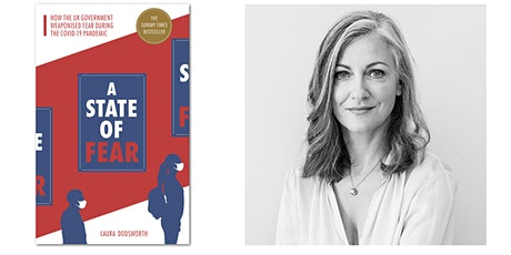 A State of Fear: Live event with author Laura Dodsworth tickets