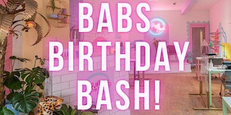 Nails Bab Birthday Bash tickets