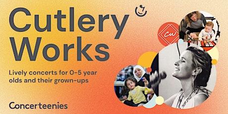 Cutlery Works: 10am, 2nd December | Emily West (vocals) tickets